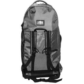 Indiana SUP Classic Backpack with Wheels grey